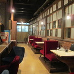 あくびカフェー - 店内の様子