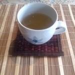 啖啖茶館 - コーン茶・温(食後のサービス)温or冷選べます
