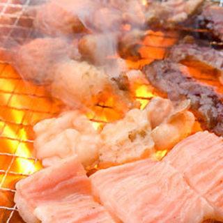 大満足!120品食べ放題コース3980円(税抜)