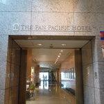 カフェトスカ - パンパシフィック横浜ベイホテル東急の2階にあります。