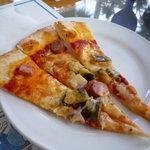 カフェトスカ - 人気の焼きたてピザ