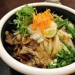 麺ごころ にし平 - 2013年5月:肉おろしうどん