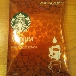 スターバックス・コーヒー - オリガミコーヒー
