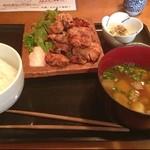 九州鍋家 KATETE - 鶏からあげ昭和コロッケ+だご汁