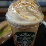 スターバックス・コーヒー - (2013/9月)「ローストアーモンドフラペチーノ(S)」