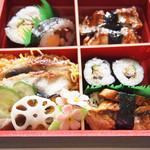 すし処 漁場 - ちらし寿司 '13 9月中旬