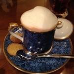 手作りの味 マルサラ - カプチーノ 500円