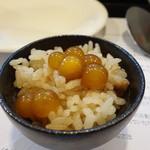山猫軒 - スッポンの卵ご飯