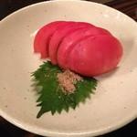 小麦っ娘 - 塩トマト(350円)