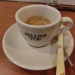 カフェ ペリーニ - エスプレッソ
