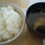 松輪 - サバ汁