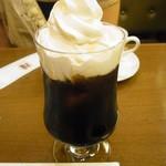 丸福珈琲店 - ウィンナーコーヒー