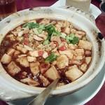 21950907 - 麻婆豆腐!