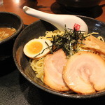 ちりめん亭 - つけ麺