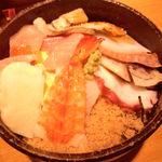 朝日寿司 総本店 - ランチちらしアップ