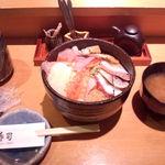 朝日寿司 総本店 - ランチちらし\1,050