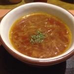 ビッグ・ジョー 藤井寺店 - セットスープ