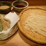 Kamakuramiyoshi - 天ある胡麻出汁うどん