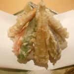 Kamakuramiyoshi - サクサクっとした天ぷら