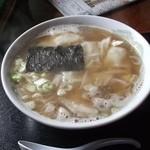 21953019 - ワンタン麺