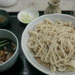 栄屋うどん店 - 肉汁うどん(夜)