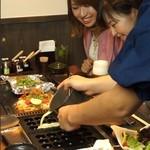 たこ焼 京の華 - 合コン・女子会にもおすすめです。