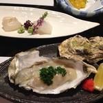 21953648 - 大きな牡蠣