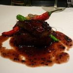 クラレット - お肉のメイン8千円コース