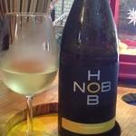 恋文酒場 かっぱ - 南フランス Hob Nob Chardonnay