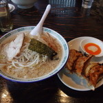 江川亭 - もやし麺とランチセットB