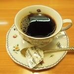 コロッケ - コーヒー