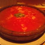 21956314 - トリッパのトマト煮込み