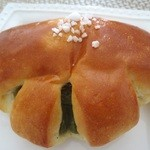 寺田屋 - 西尾抹茶のクリームパン