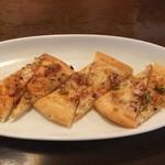 21957652 - 2013/8/9 タコと青唐辛子のおつまみピザ