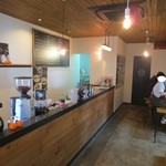 21957989 - 大井川鉄道新金谷駅構内にあるカフェです。