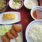 かっぽうぎ - マイチョイス③四品定食