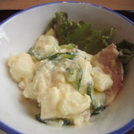 かっぽうぎ - ③小鉢 ポテトサラダ