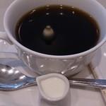 喫茶室ルノアール - ルノアールビターブレンド560円