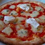 2196020 - ゴルゴンゾーラのピザ