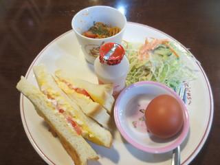 あんくるTOM - サンドイッチモーニング