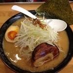 小林屋 - 味噌ラーメン500円