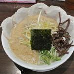 二十九代目 哲麺 - 醤油 ネギチャーシュー麺