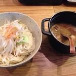 つけ麺や ろぉじ - 柚子麺