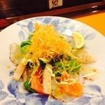 小判寿司 - 海鮮サラダ