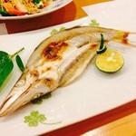 小判寿司 - カマスの一夜干し