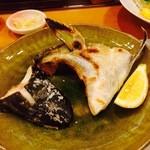 小判寿司 - カンパチのカマ焼き