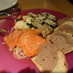 ズッカフェ22 - 4種の前菜