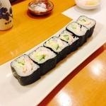 小判寿司 - 海老きゅう巻