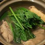 新東記 - 肉骨茶(バクテー)