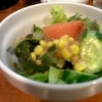 ケーズ キッチン - 野菜サラダ